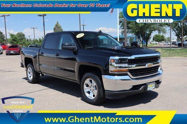 2018 Chevrolet Silverado 1500 Vehicle Photo in GREELEY, CO 80634-4125