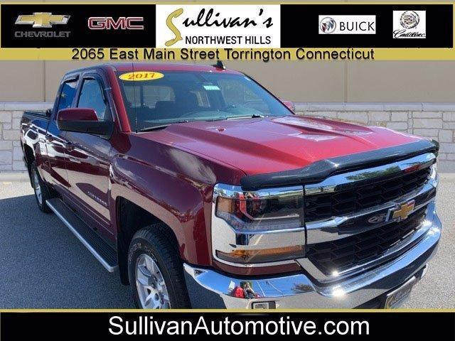 2017 Chevrolet Silverado 1500 Vehicle Photo in TORRINGTON, CT 06790-3111