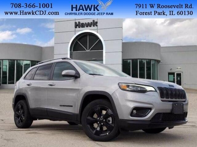 2020 Jeep Cherokee Vehicle Photo in Joliet, IL 60586