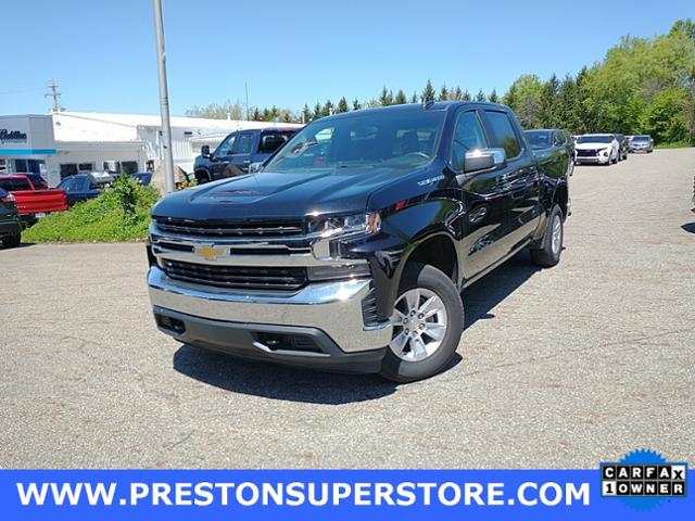 2020 Chevrolet Silverado 1500 Vehicle Photo in Burton, OH 44021