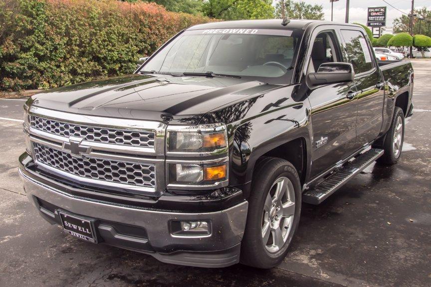 2014 Chevrolet Silverado 1500 Vehicle Photo in Dallas, TX 75209