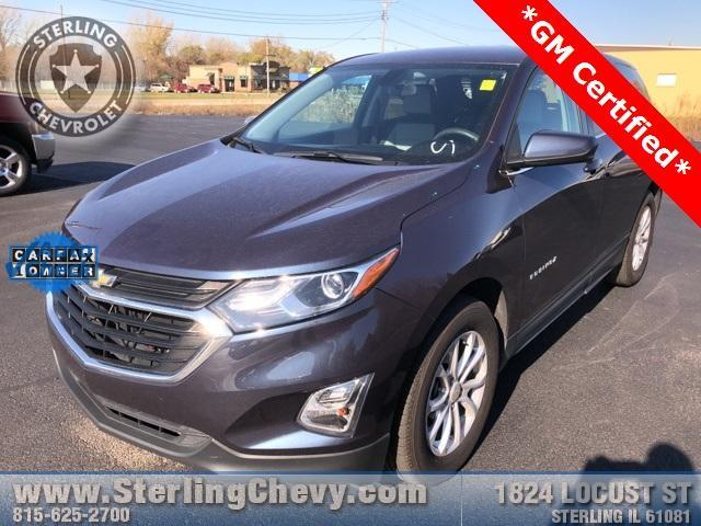 2018 Chevrolet Equinox Vehicle Photo in STERLING, IL 61081-1198