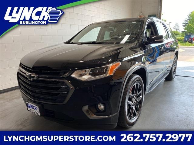 2019 Chevrolet Traverse Vehicle Photo in Burlington, WI 53105