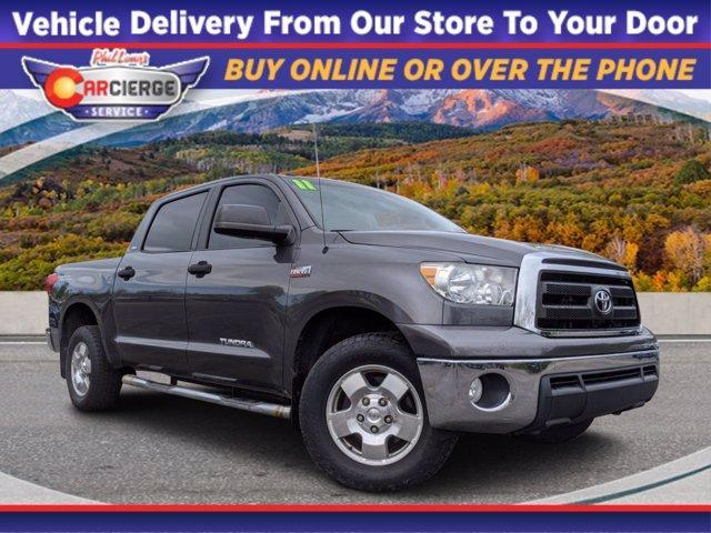 2011 Toyota Tundra 4WD Truck Vehicle Photo in Colorado Springs, CO 80905