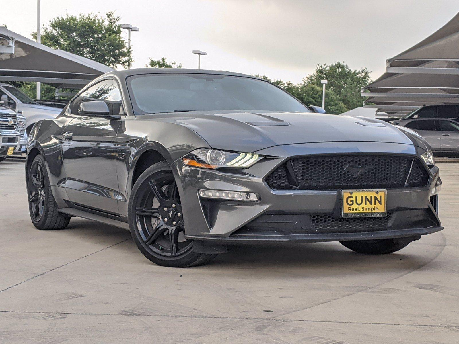2020 Ford Mustang Vehicle Photo in Selma, TX 78154
