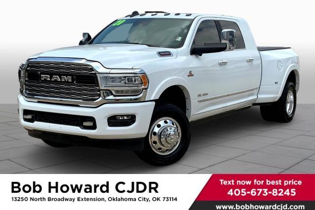 2020 Ram 3500 Vehicle Photo in Oklahoma City , OK 73114