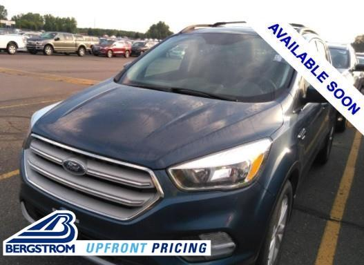 2018 Ford Escape Vehicle Photo in APPLETON, WI 54914-4656