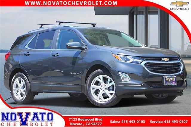 2021 Chevrolet Equinox Vehicle Photo in NOVATO, CA 94945-4102
