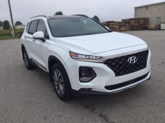 2020 Hyundai Santa Fe Vehicle Photo in Owensboro, KY 42303