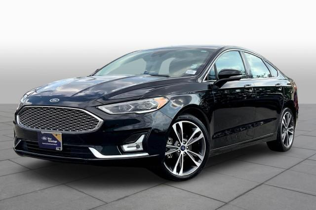2019 Ford Fusion Vehicle Photo in Houston, TX 77074
