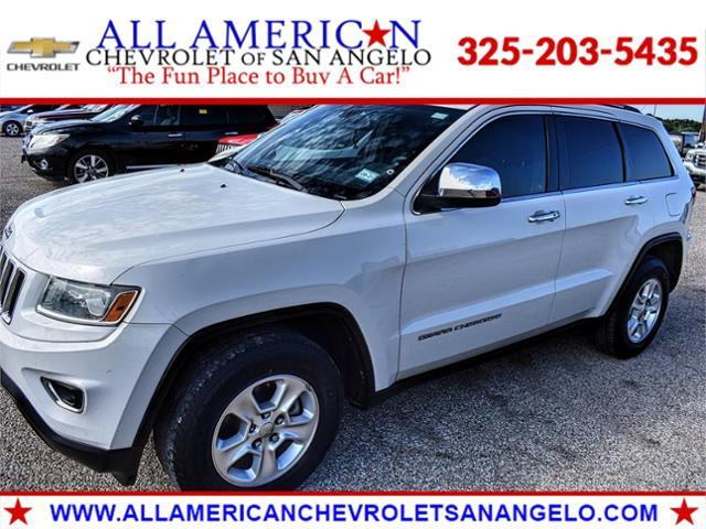 2014 Jeep Grand Cherokee Vehicle Photo in SAN ANGELO, TX 76903-5798