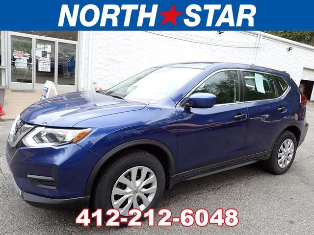 2018 Nissan Rogue Vehicle Photo in Pittsburgh, PA 15226
