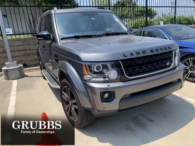 2016 Land Rover LR4 Vehicle Photo in Grapevine, TX 76051