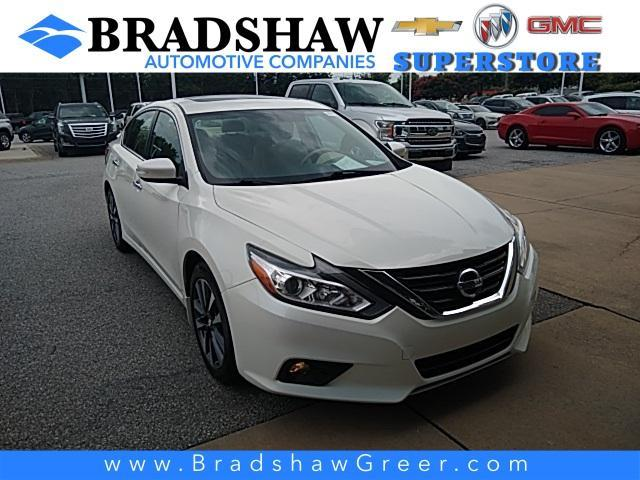 2016 Nissan Altima Vehicle Photo in GREER, SC 29651-1559