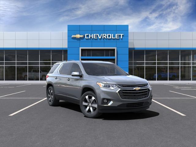 2021 Chevrolet Traverse Vehicle Photo in Pawling, NY 12564-3219