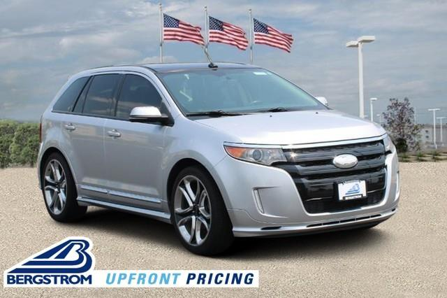 2013 Ford Edge Vehicle Photo in MIDDLETON, WI 53562-1492
