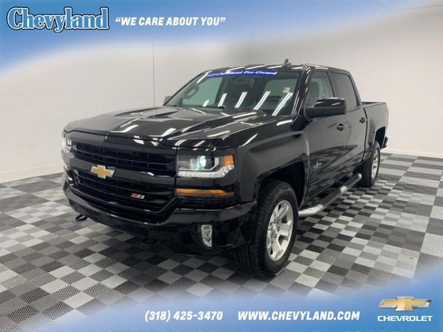 2018 Chevrolet Silverado 1500 Vehicle Photo in Shreveport, LA 71105