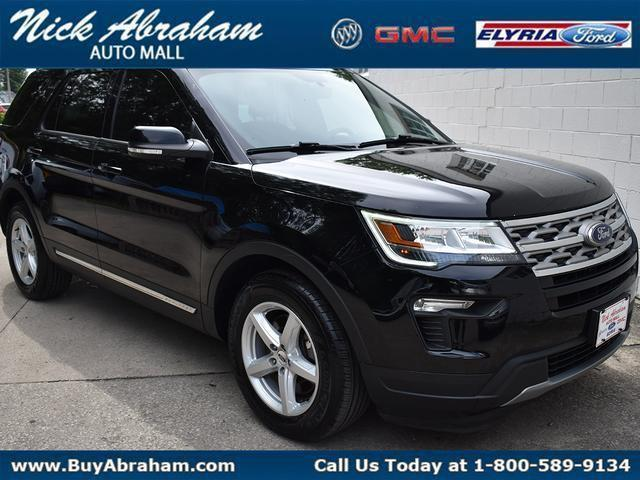 2018 Ford Explorer Vehicle Photo in ELYRIA, OH 44035-6349