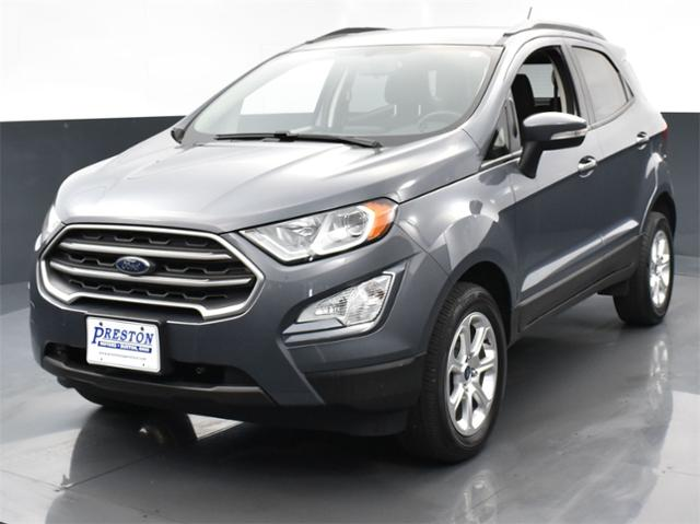 2018 Ford EcoSport Vehicle Photo in BURTON, OH 44021-9417