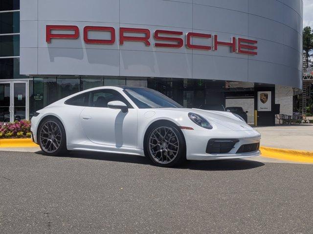 2020 Porsche 911 Vehicle Photo in Chapel Hill, NC 27514