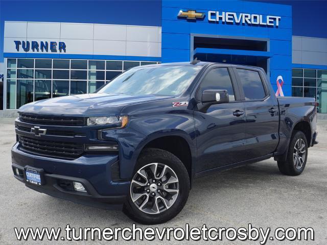 2019 Chevrolet Silverado 1500 Vehicle Photo in CROSBY, TX 77532-9157