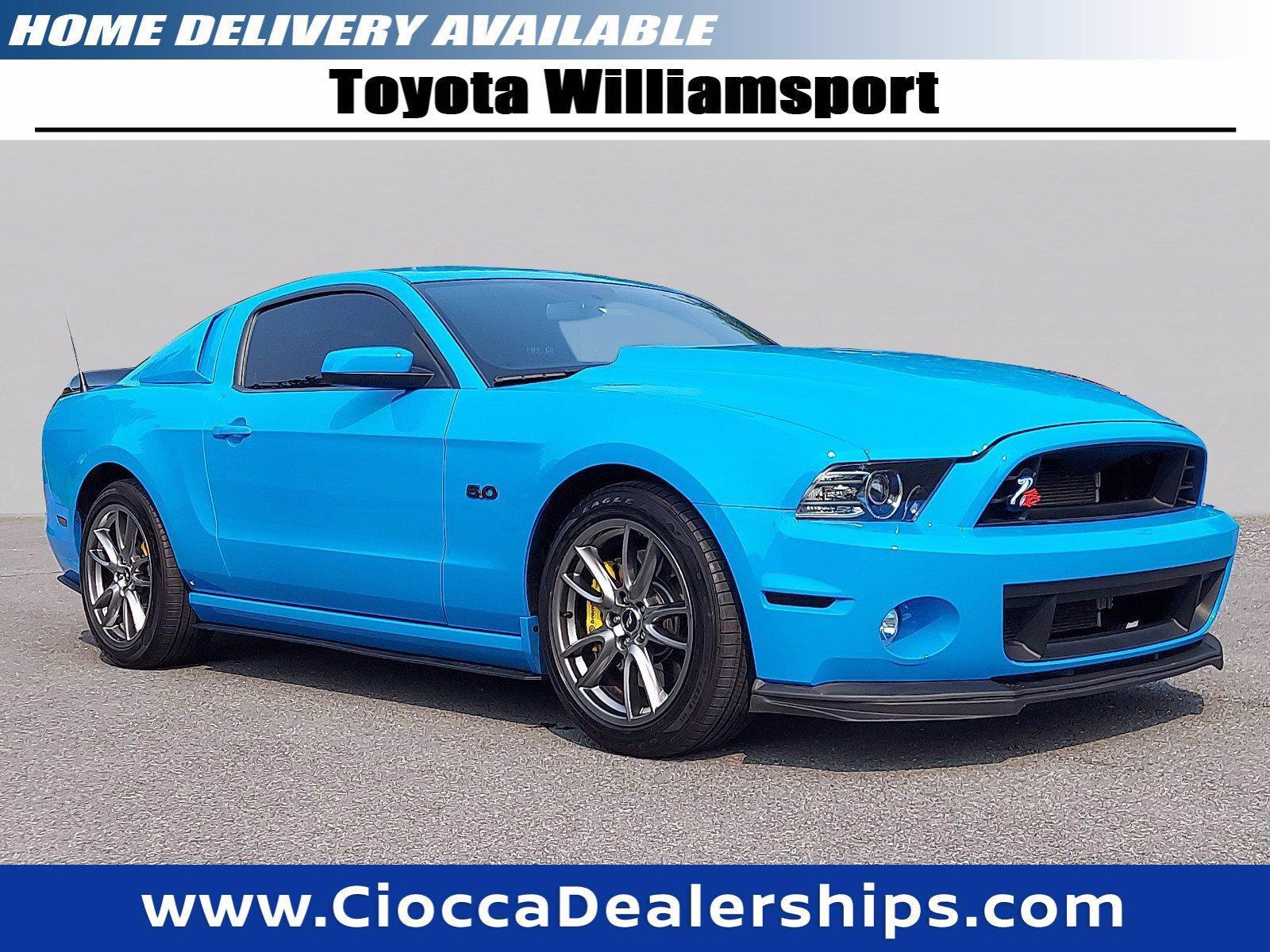 2013 Ford Mustang Vehicle Photo in Muncy, PA 17756
