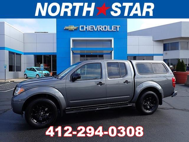 2020 Nissan Frontier Vehicle Photo in Moon Township, PA 15108