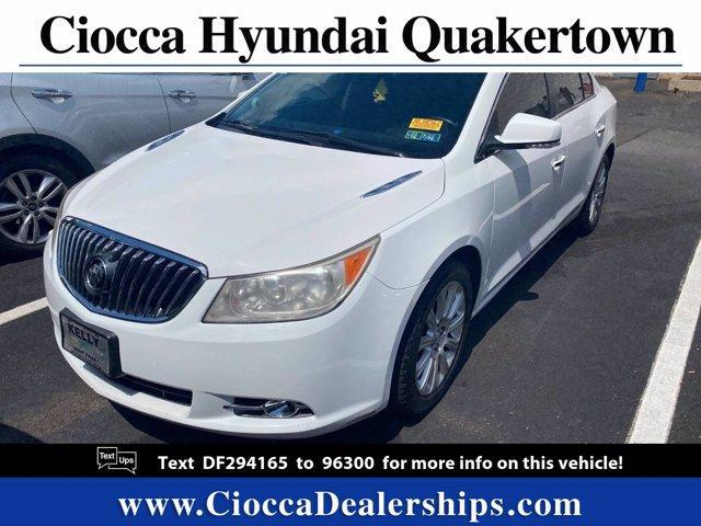 2013 Buick LaCrosse Vehicle Photo in Quakertown, PA 18951