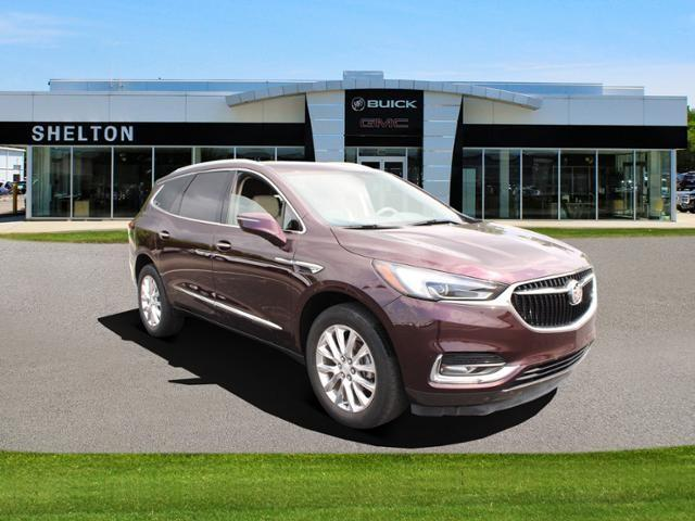 2018 Buick Enclave Vehicle Photo in ROCHESTER HILLS, MI 48307-2741