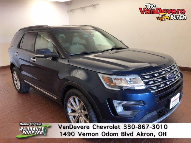 2017 Ford Explorer Vehicle Photo in AKRON, OH 44320-4088