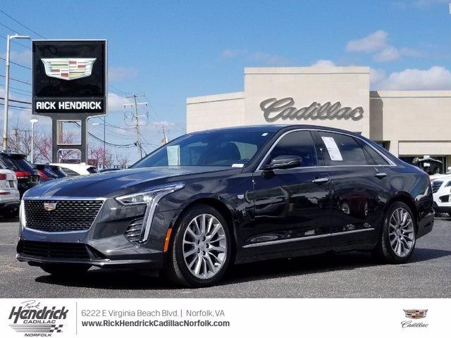 2019 Cadillac CT6 Vehicle Photo in Norfolk, VA 23502