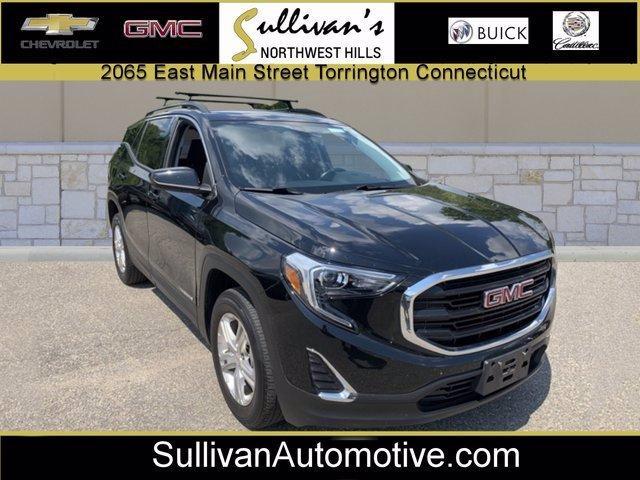 2018 GMC Terrain Vehicle Photo in TORRINGTON, CT 06790-3111