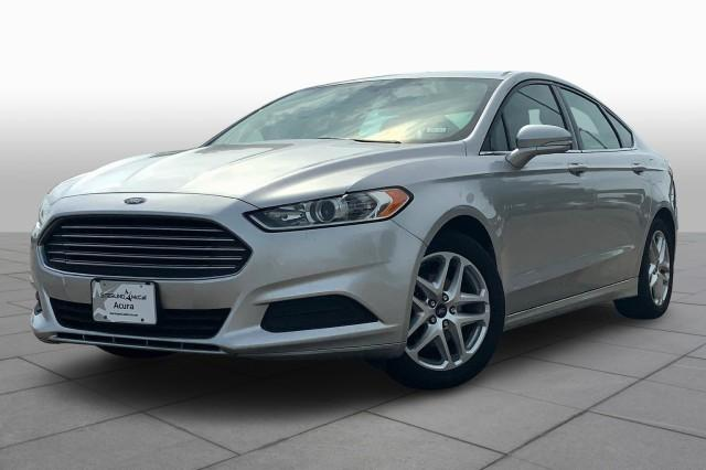2014 Ford Fusion Vehicle Photo in Houston, TX 77074