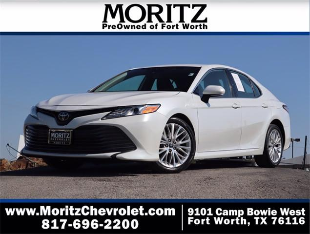 2019 Toyota Camry Vehicle Photo in Fort Worth, TX 76116