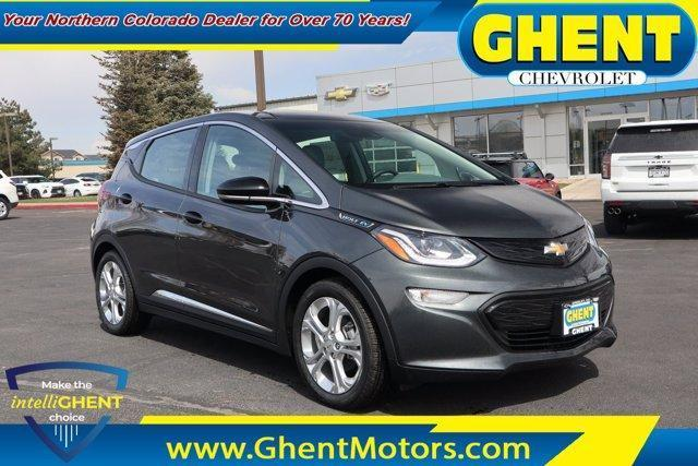 2021 Chevrolet Bolt EV Vehicle Photo in Greeley, CO 80634