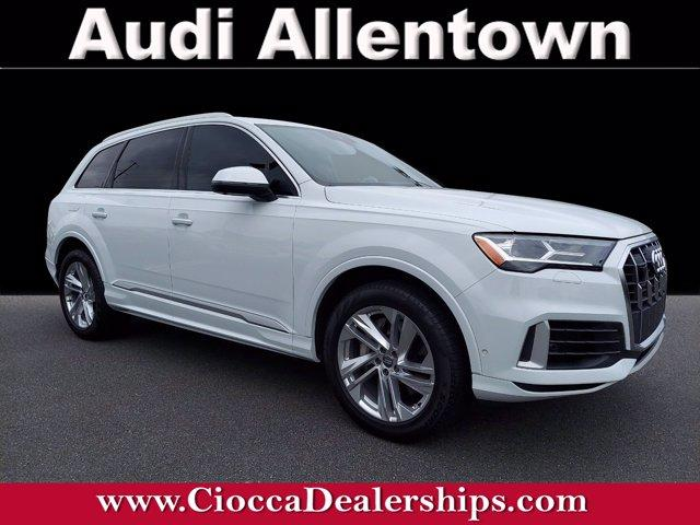 2020 Audi Q7 Vehicle Photo in Allentown, PA 18103