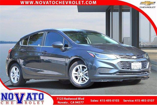 2017 Chevrolet Cruze Vehicle Photo in NOVATO, CA 94945-4102