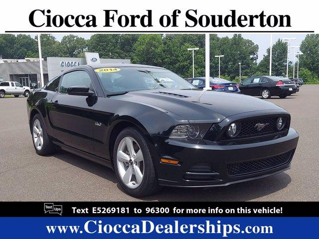 2014 Ford Mustang Vehicle Photo in Souderton, PA 18964-1034