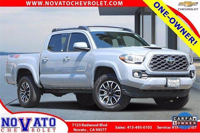 2020 Toyota Tacoma 4WD Vehicle Photo in NOVATO, CA 94945-4102