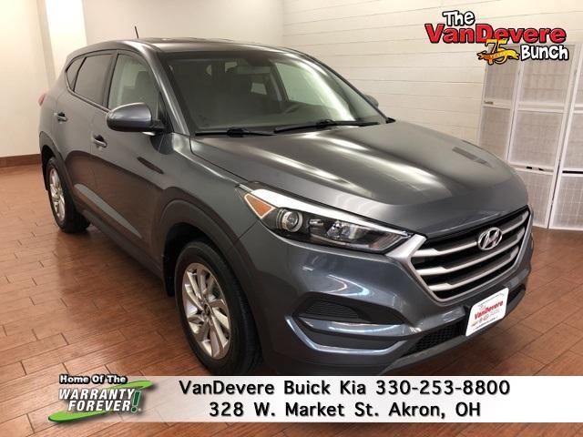 2017 Hyundai Tucson Vehicle Photo in AKRON, OH 44303-2185