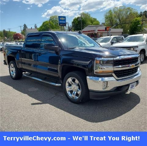 2018 Chevrolet Silverado 1500 Vehicle Photo in Terryville, CT 06786