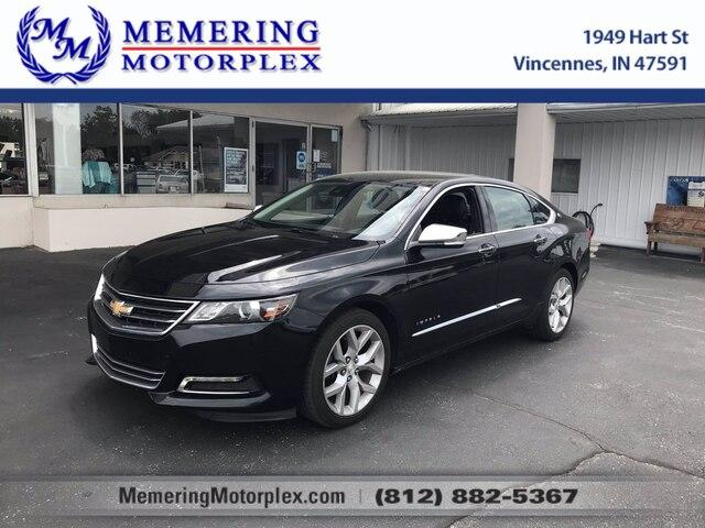2016 Chevrolet Impala Vehicle Photo in Vincennes, IN 47591