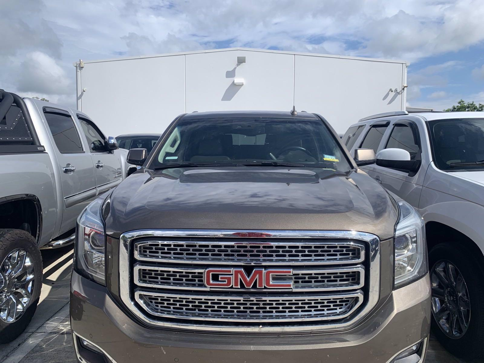 2016 GMC Yukon XL Vehicle Photo in SELMA, TX 78154-1459