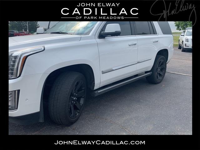 2018 Cadillac Escalade Vehicle Photo in LONE TREE, CO 80124-2754