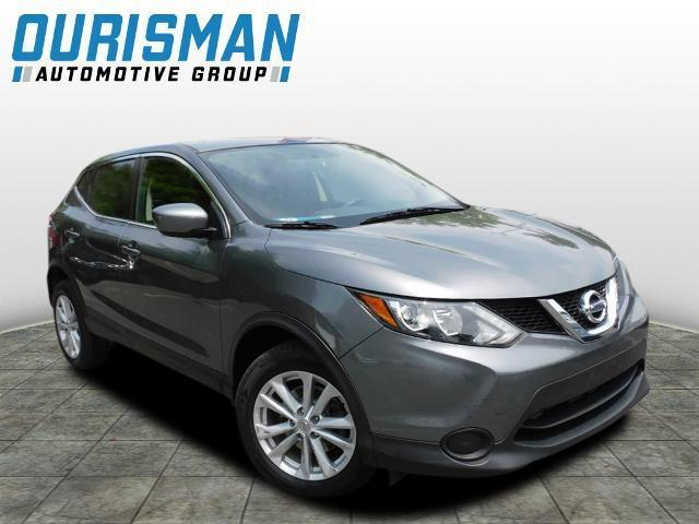 2017 Nissan Rogue Sport Vehicle Photo in Laurel, MD 20724
