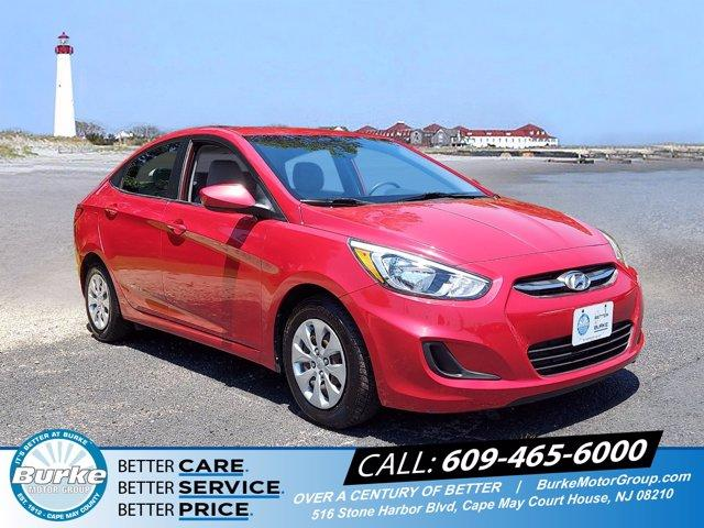 2016 Hyundai Accent Vehicle Photo in Cape May Court House, NJ 08210