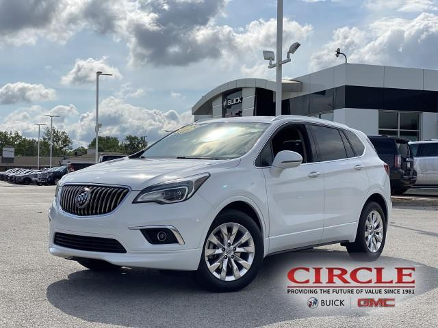 2018 Buick Envision Vehicle Photo in HIGHLAND, IN 46322-2603