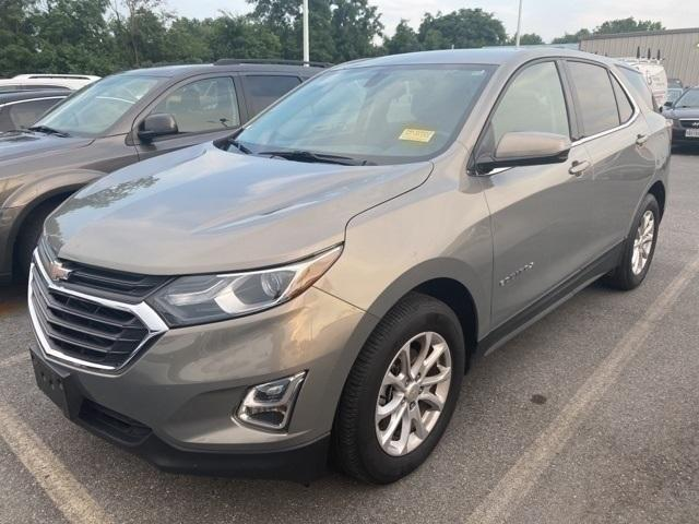 2018 Chevrolet Equinox Vehicle Photo in BOWIE, MD 20716-3617