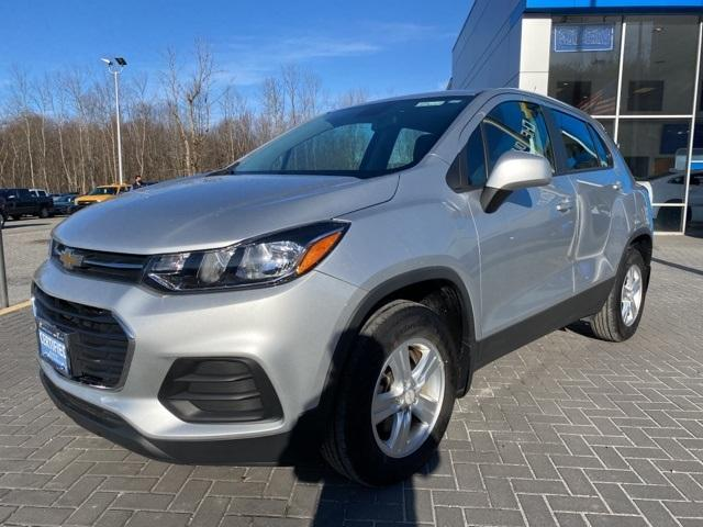 2018 Chevrolet Trax Vehicle Photo in Pawling, NY 12564-3219