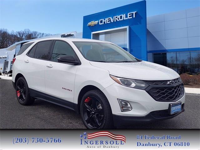 2019 Chevrolet Equinox Vehicle Photo in Danbury, CT 06810